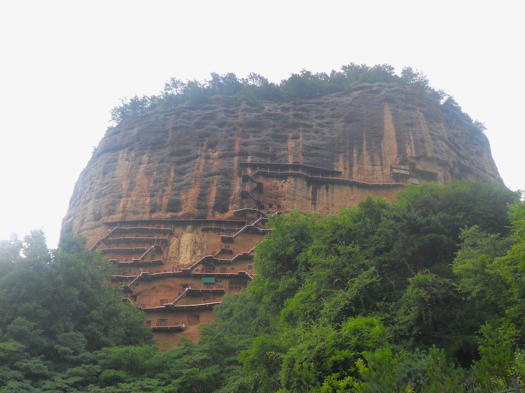 Maijishan, Tianshui Don't Complain Travel